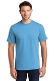 Tall Essential T-shirt Aquatic Blue Thumbnail