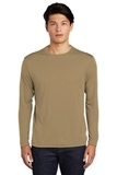 Competitor Long Sleeve Tee Coyote Brown Thumbnail