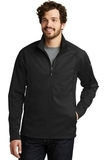 Eddie Bauer Trail Soft Shell Jacket Black with Black Thumbnail
