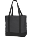 Day Tote Dark Charcoal with Black Thumbnail