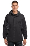 Cascade Waterproof Jacket Black with Magnet Thumbnail