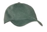 Garment-washed Cap Green Thumbnail