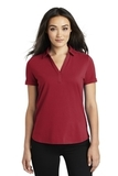 Women's OGIO Limit Polo Signal Red Thumbnail