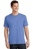 5.5-oz 100 Cotton T-shirt Carolina Blue Thumbnail