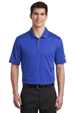Nike Golf Dri-FIT Hex Textured Polo Game Royal Thumbnail