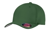 Cotton Twill Cap Forest Green Thumbnail