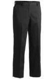 Women's 4 Pocket Flat Front Pant Black Thumbnail