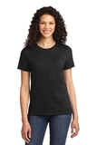 Women's Essential T-shirt Jet Black Thumbnail