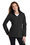 Women's Torrent Waterproof Jacket Black Thumbnail