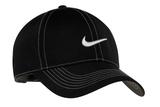 Nike Golf Swoosh Front Cap Black Thumbnail