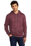 V.I.T.Fleece Hoodie Heathered Cardinal Thumbnail