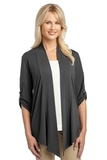 Women's Concept Shrug Grey Smoke Thumbnail