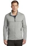 Collective Smooth Fleece Jacket Gusty Grey Thumbnail