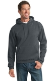 Pullover Hooded Sweatshirt Charcoal Grey Thumbnail