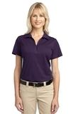 Women's Tech Pique Polo Regal Purple Thumbnail