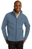 Core Soft Shell Jacket Navy Heather Thumbnail