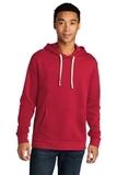 Next Level Unisex Beach Fleece Pullover Hoodie Red Thumbnail