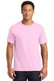 50/50 Cotton / Poly T-shirt Classic Pink Thumbnail