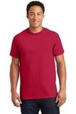 Ultra Cotton 100 Cotton T-shirt Cherry Red Thumbnail