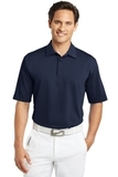 Nike Golf Shirt Nike Sphere Dry Diamond Midnight Navy Thumbnail