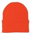 Knit Cap Athletic Orange Thumbnail