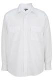 Men's Long-sleeve Navigator Shirt White Thumbnail