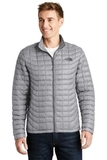 The North Face ThermoBall Trekker Jacket Mid Grey Thumbnail