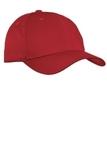 Fine Twill Cap Red Thumbnail