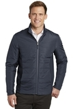 Collective Insulated Jacket River Blue Navy Thumbnail