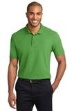 Stain-resistant Polo Shirt Vine Green Thumbnail