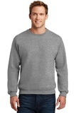 Super Sweats Crewneck Sweatshirt Oxford Thumbnail