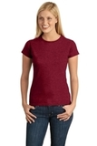 Women's Softstyle Ring Spun Cotton T-shirt Antique Cherry Red Thumbnail