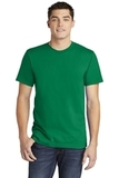 American Apparel Fine Jersey T-Shirt Kelly Green Thumbnail