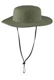 Outdoor Wide-Brim Hat Olive Leaf Thumbnail