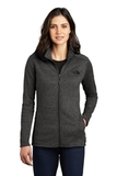 Women's The North Face Skyline Full-Zip Fleece Jacket TNF Dark Grey Heather Thumbnail