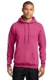 7.8-oz Pullover Hooded Sweatshirt Sangria Thumbnail