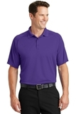 Dry Zone Performance Raglan Polo Shirt Purple Thumbnail