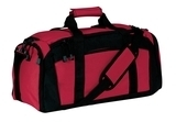 Port Company Improved Gym Bag Red Thumbnail