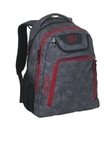 OGIO Excelsior Pack Cynderfunk with Red Thumbnail
