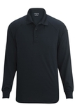 Edwards Tactical Snag Proof Unisex Long Sleeve Polo Shirt Navy Thumbnail