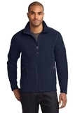 Eddie Bauer Full-zip Microfleece Jacket Navy Thumbnail