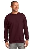 Tall Ultimate Crewneck Sweatshirt Maroon Thumbnail