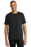 Tagless 100 Comfortsoft Cotton T-shirt Black Thumbnail