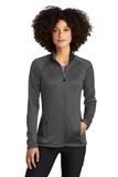 Women's Eddie Bauer Smooth Fleece Base Layer Full-Zip Iron Gate Thumbnail