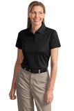 Women's Snag-proof Uniform Polo Black Thumbnail