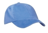 Garment-washed Cap Faded Blue Thumbnail