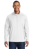 Sport-wick Stretch 1/2-zip Pullover White Thumbnail