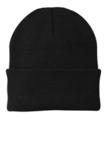 Knit Cap Black Thumbnail