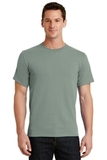 Essential T-shirt Stonewashed Green Thumbnail