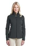 Women's Pique Fleece Jacket Graphite Thumbnail
